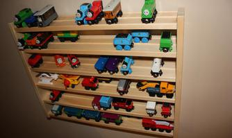 build friends your trainshelf diy to engineer en how for shelf little and articles us train thomas